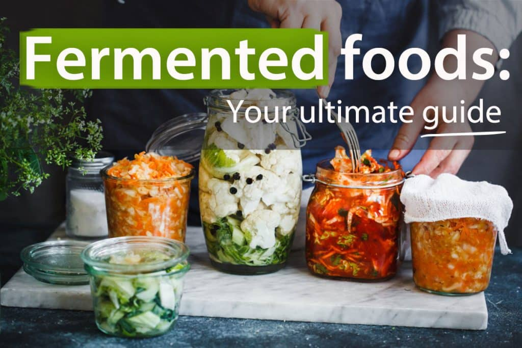 Fermented Foods : Good For Weight Loss