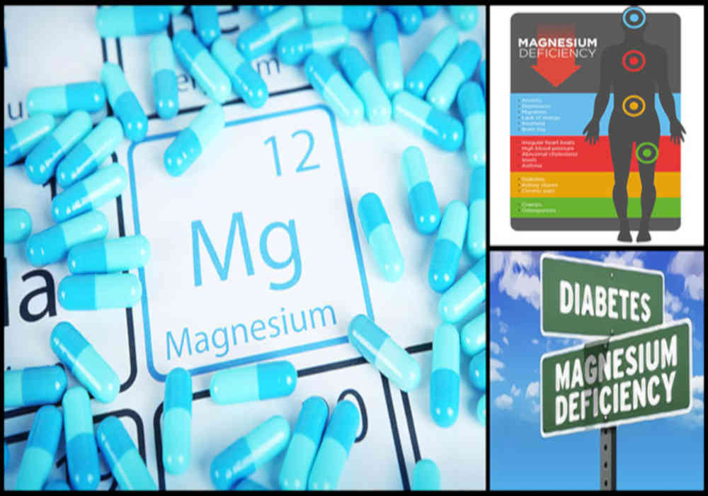 Low Level Of Magnesium May Play Key Role In Insulin Resistance And Diabetes